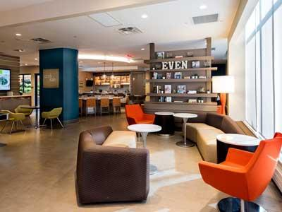 IHG Opens Flagship Even in Downtown Brooklyn | InspireDesign