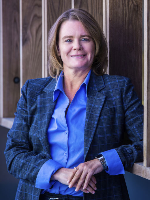 Beth Campbell is CEO of Wilson Associates