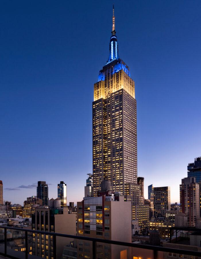 Embassy NY Midtown Sky View