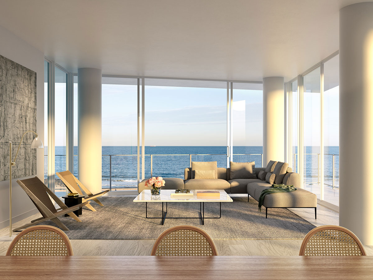 Asbury Ocean Club, Surfside Resort and Residences