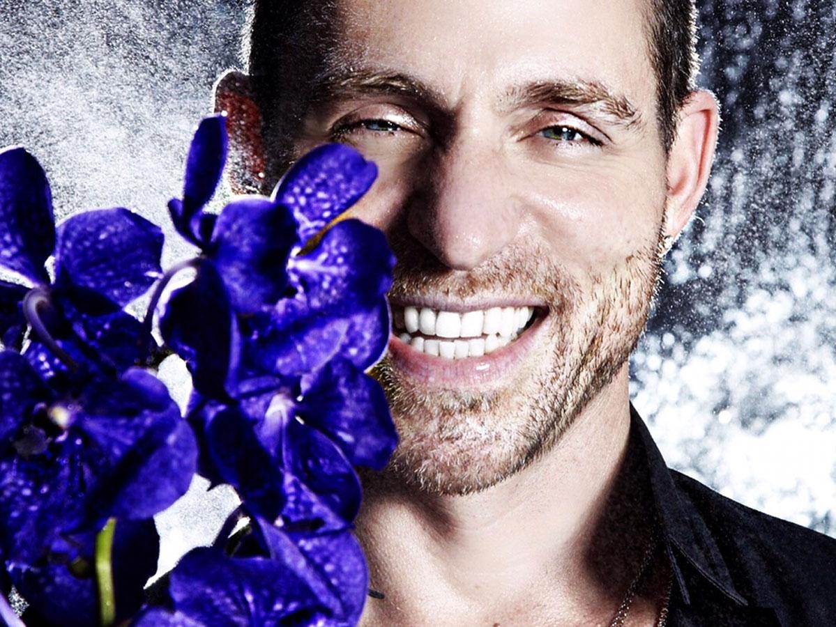 Master floral designer Jeff Leatham