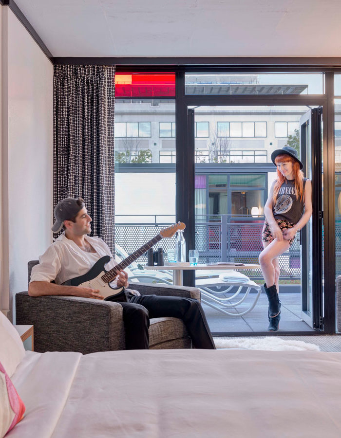 The Verb Hotel is an irreverent celebration of the fabled Fenway rock-era music scene of the 1960s through the 1990s.