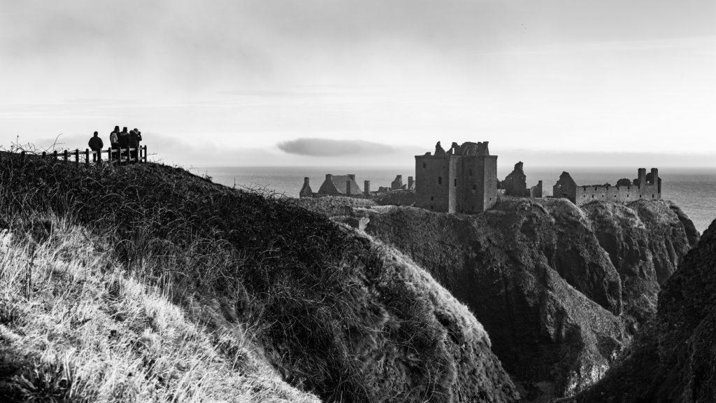 Dunnottar Castle, Stonehaven, U.K.