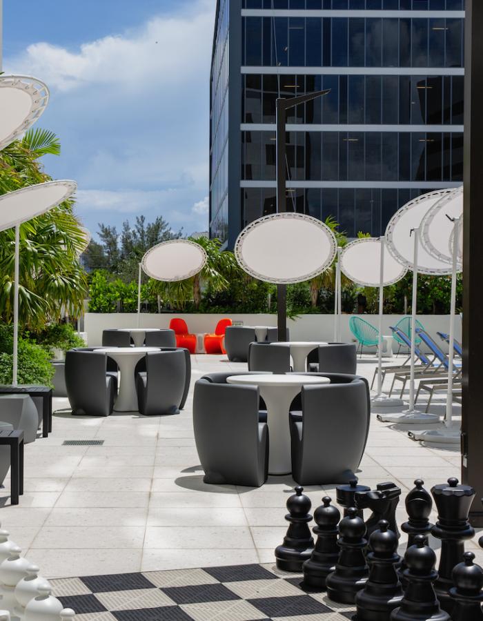 Aloft Hotel Miami Aventura