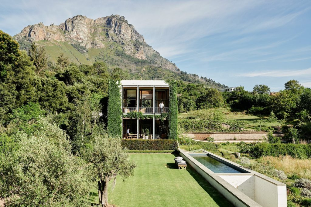 Stay on a Working Flower Farm in a Modern Home (Stellenbosch, South Africa)