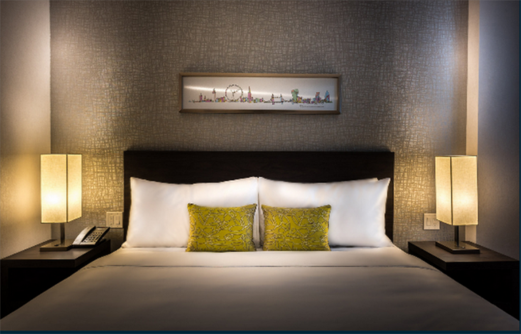 Guestroom at The Bernic Hotel, A Tapestry Collection by Hilton