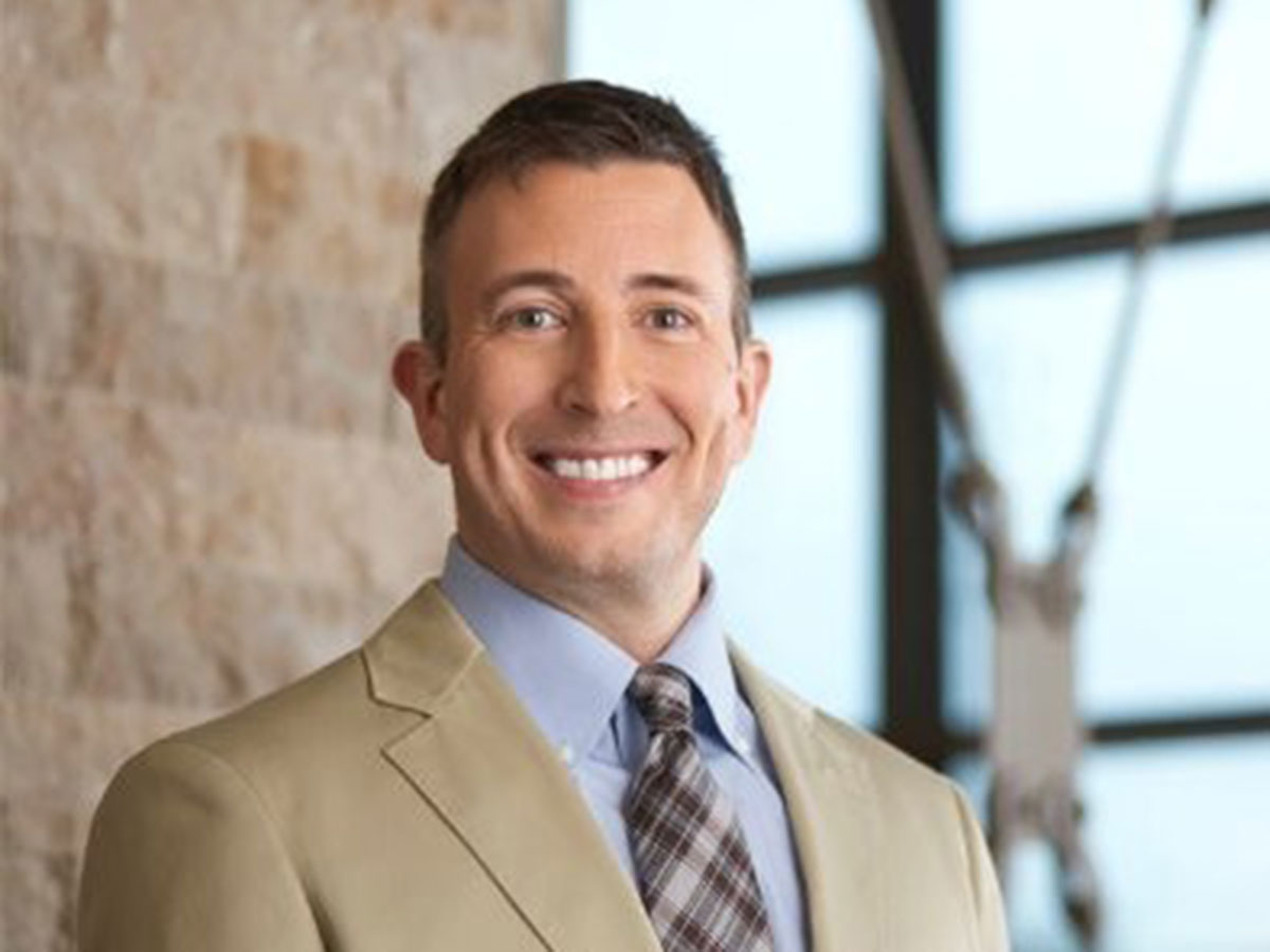 Kalisher named Chris Robinson as global director of sales and marketing