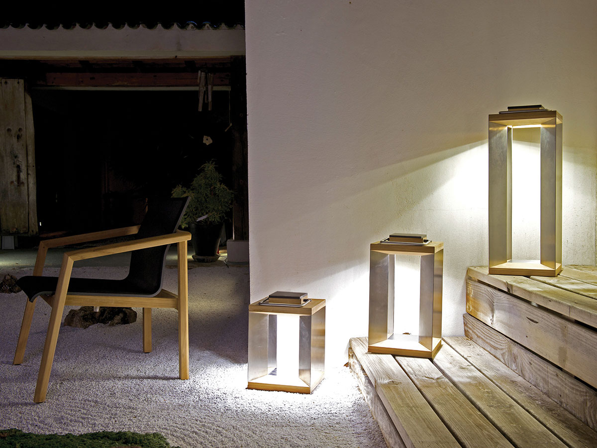 Blade by Les Jardins Solar Lighting