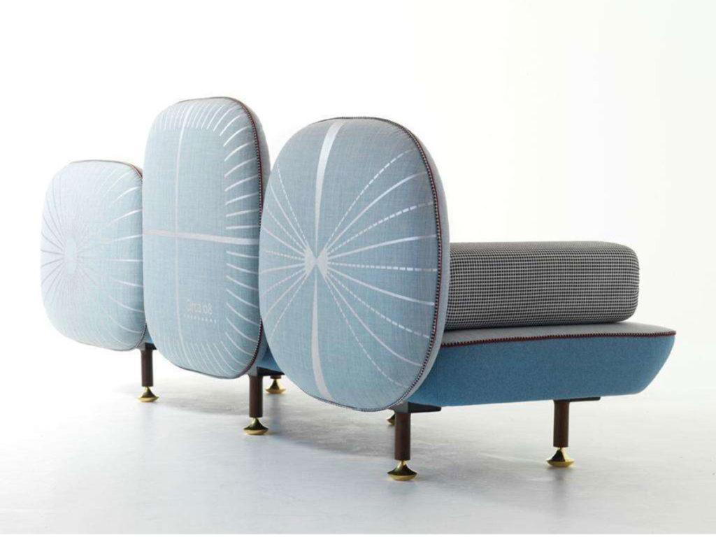 My Beautiful Backside Sofa by Moroso