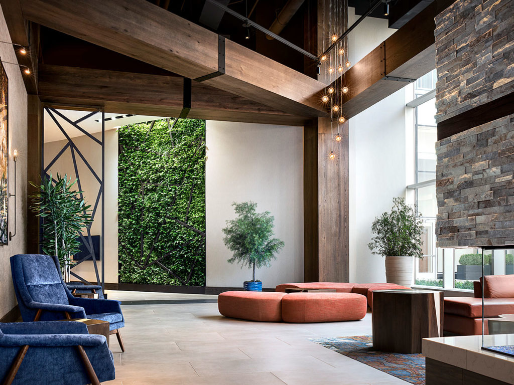 Westin Embraces Biophilic Design | InspireDesign Innovative vision for today's hotel
