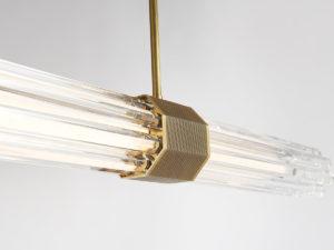 Fascio Medium Linear Chandelier
